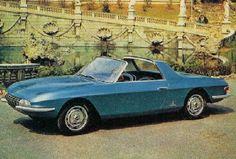 Fiat 2300 S Lausanne (Pininfarina), 1963