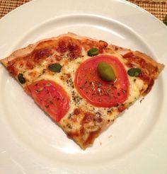 Pizza sem glúten (outra massa)