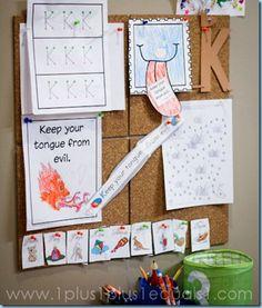 Letter Kk Preschool