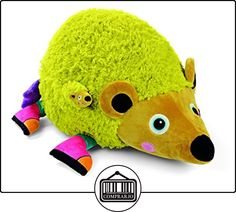 Vaya - 3 en 1-felpa Hedgehog Cojín suntuosamente táctil y sensorial-Business-Taburete felpa  ✿ Regalos para recién nacidos - Bebes ✿ ▬► Ver oferta: http://comprar.io/goto/B00W6TYO1Y