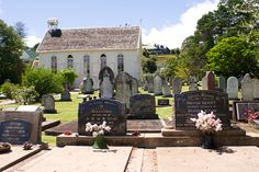 New Zealand cemetery - but where exactly...? Picture by André Noack