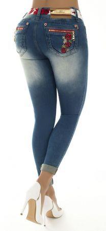 Jeans levanta cola LUJURIA 78699