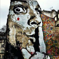 Graffity in Pompidou
