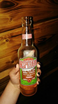 Desperados with my amigos.