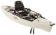 Hobie Mirage Pro Angler 12 Kayak 2017 Dune. Double Click To Learn More.