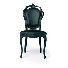 French rococo meets goth