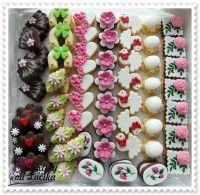 Svatební cukroví :: Dortíky od Lucíka Biscotti Cookies, Minis, Sushi, Ethnic Recipes, Party, Household, Food, Cookie Recipes, Meal