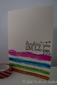 Jessica Ward has shared 1 photo with you! I Card, Photos, Handmade, Pictures, Hand Made, Handarbeit
