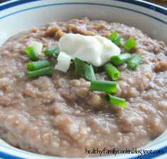 Pressure Cooker Refried Beans, good to know how to make them in the pressure cooker!