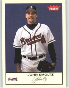 2005 Fleer Tradition 135 John Smoltz - Atlanta Braves (Baseball Cards) >>> For more information, visit image link.