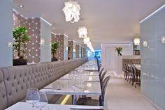 Great looking restaurant