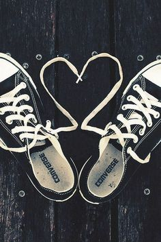 OMG!!! I want a pair of converse soo badly! Black mostly because they go with everything, but I would also really like a pair of white ones Ugh!
