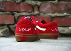 Odd Future x Vans Syndicate Old Skool