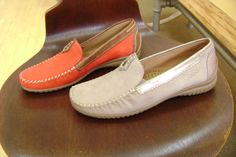 118eb5d696cdbf Gabor moccasins to take you all over town Best Looking Shoes