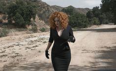 Christina Hendricks photographed by Sheryl Nields  Perfect woman body ...