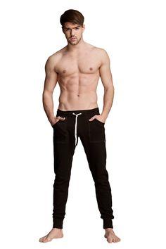 ec30bdf976832 Long Cuffed Perfection Yoga Pants (Black) Cuffed Joggers, Best Yoga,  Fashion Wear. 4-rth