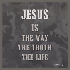 Follow Him today!