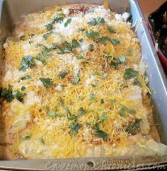 The Cavemom Chronicles - Creamy Primal Chicken Enchiladas - uses cabbage leaves