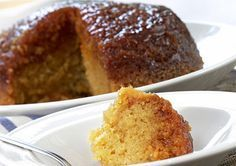 My kids love this steamed pudding. It's made in the microwave and tastes just like Malva pudding. Mug Recipes, Pudding Recipes, Sweet Recipes, Baking Recipes, Yummy Recipes, Just Desserts, Delicious Desserts, Dessert Recipes, Deserts