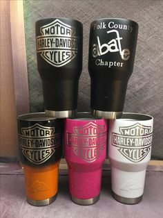 23 best harley and motorcycle cups images on pinterest harley