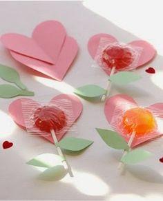 50 Creative Valentine Day Crafts for Kids   Valentine Crafts for kids
