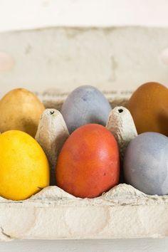 BŁYSKAWICZNA SAŁATKA Z KURCZAKIEM I WARZYWAMI KONSERWOWYMI - Limonkowy - blog kulinarny Easter Eggs, Blog, Blogging
