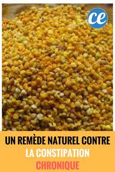 Un Remède Naturel Contre la Constipation Chronique.