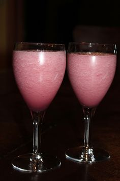 Wine-A-Rita.  All you need is mix, ice, wine, and a blender to create fun and delicious frozen wine drink.