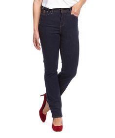 Look at this #zulilyfind! Hammered Dark 512™ Perfectly Slimming Straight-Leg Jeans - Women by Levi's #zulilyfinds