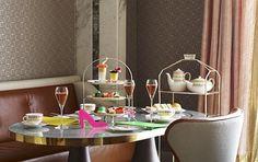 5 Creative Afternoon Teas in London | afternoon tea - Zagat