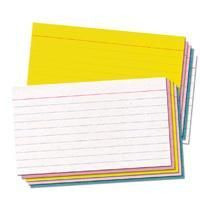 Tips and tricks for ADHD adults and children on how to use index and note cards.  from ADDitudeMag.com  I totally need to do this...I don't cook, but just being organized enough to be able to create a meal would be nice! You know...without burning everything to a crisp! ;)