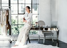 Career Checklist: Chriselle Lim's 6 Tips for a Stylish Workday | WhoWhatWear