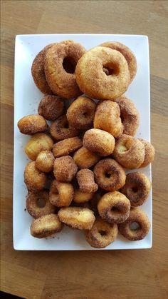 Sourdough doughnut recipe - Cultivating Foodies Blog