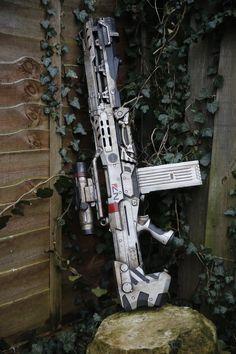 mass effect n7 sniper by billy2917 on DeviantArt