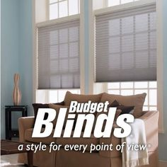 Budget Blinds A Style For Every Point Of View