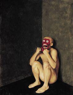 Xue Jiye (b. 1965, Dalian, China) - Untitled, 1998    Paintings