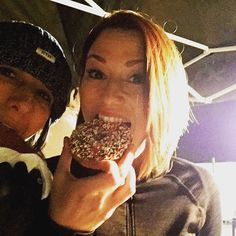 Happy birthday sweet @chy_leigh our other #SUPERGIRL #donutdaze ❤️❤️❤️❤️❤️❤️❤️❤️❤️