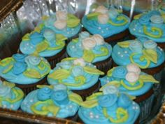 Baby shower cupcakes ideas - Baby Shower Decoration Ideas