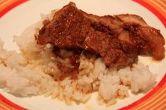 Crock Pot  Apricot Pork Chops Recipe at The Happy Housewife