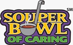 Check this out for your organization to do on or around Superbowl Sunday!!!    Souper Bowl of Caring- http://www.souperbowl.org/