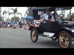 Part 2 of 6 - 2012 Coronado 4th of July Parade, (HiDef)