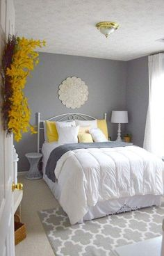 Guest room colors?