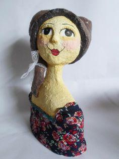 Escultura bustos (coleção petit cherie)