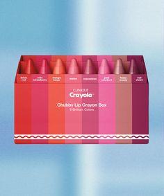 Clinique Crayola Chubby Stick Lip Balm Collab