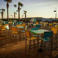 10 of the Best Beach Bars in Florida | With more 200 beach bars to choose from, Florida might be the beach bar capital of the world. We've rounded up a few of our favorite oceanfront watering holes. Quench your thirst with this list of top saloons on the sand.