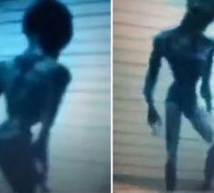 Naha, Ufo, Silhouette