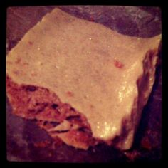 glittery honeycomb cinder toffee