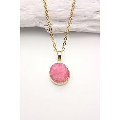 Designer Clothes, Shoes & Bags for Women Gold Necklace, Pendant Necklace, Chf, Bangles, Bracelets, Gold Pendant, Pink And Gold, Necklaces, Shoe Bag