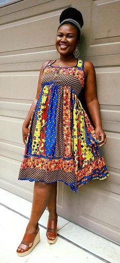 Vestidos de inspiración africana Twena Fashions - #AfricanFashion by African Celebs.3