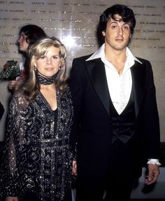 Sylvester Stallone at the Academy Awards 1977
